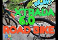 #08-XTRADA 6 MODIF ROAD BIKE | Bangpii Cycling