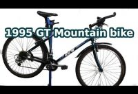 1995 GT Mountain bike for 50 chf/dollars