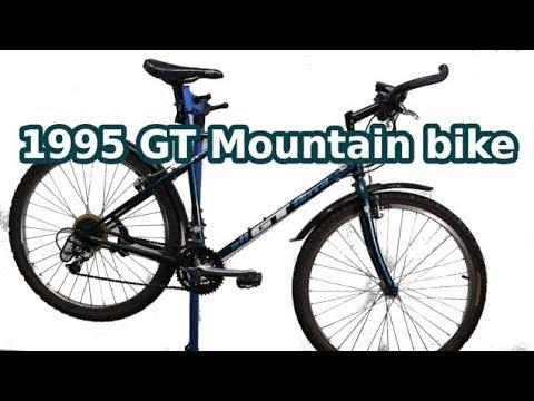 1995 GT Mountain bike for 50 chf/dollars