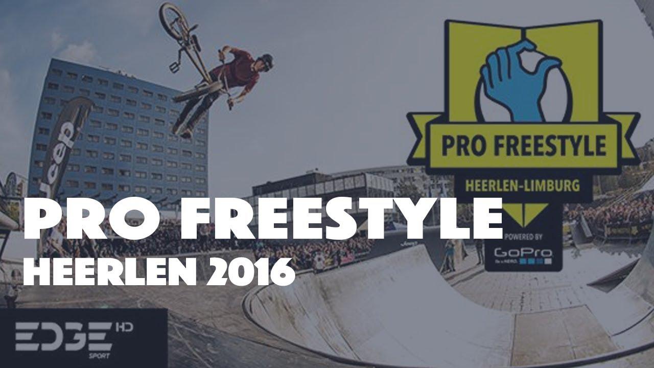 BMX Park Highlights | Pro Freestyle Heerlen 2016