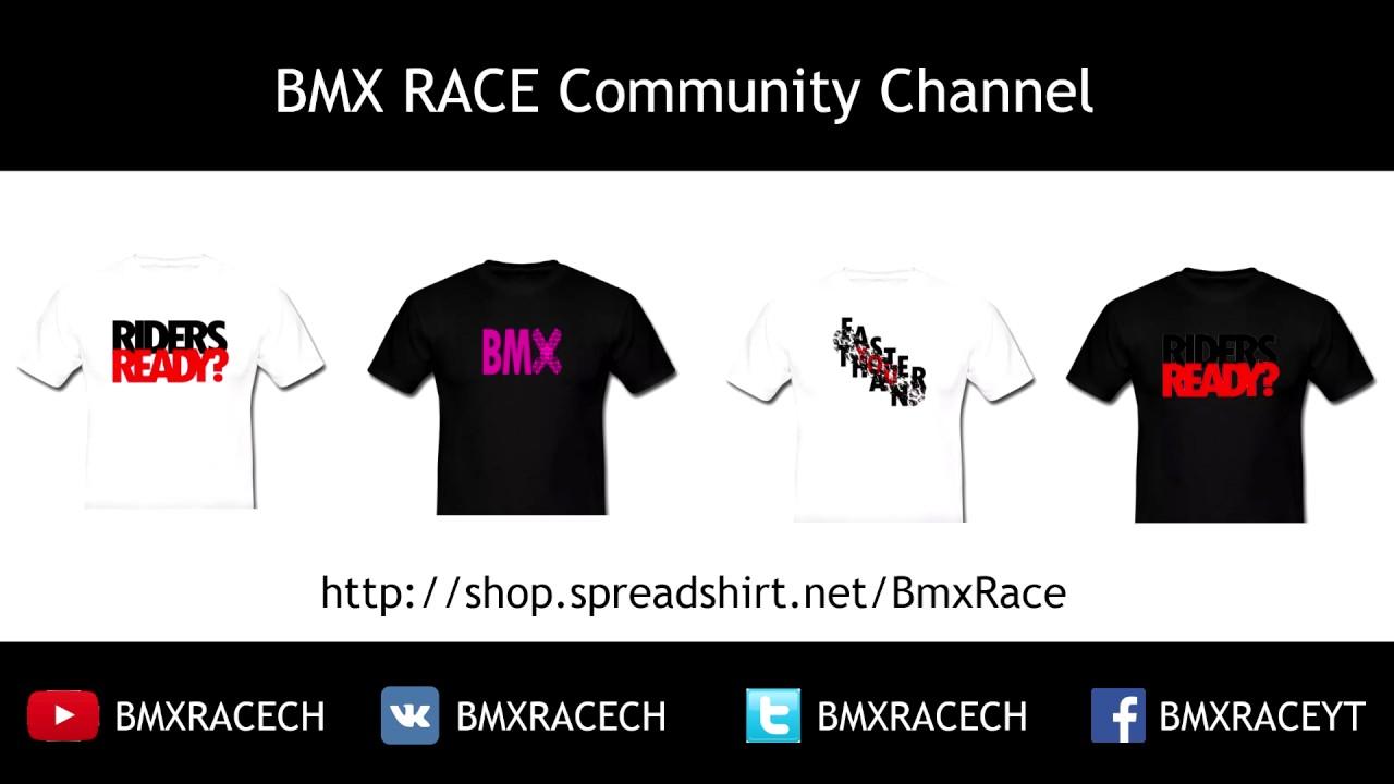 BMX RACE T-SHIRT !