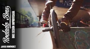 BMX Sesión Improvisada