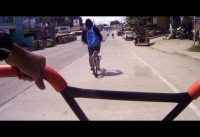 #BMX Vlog10 Samal mambago B to Babak district