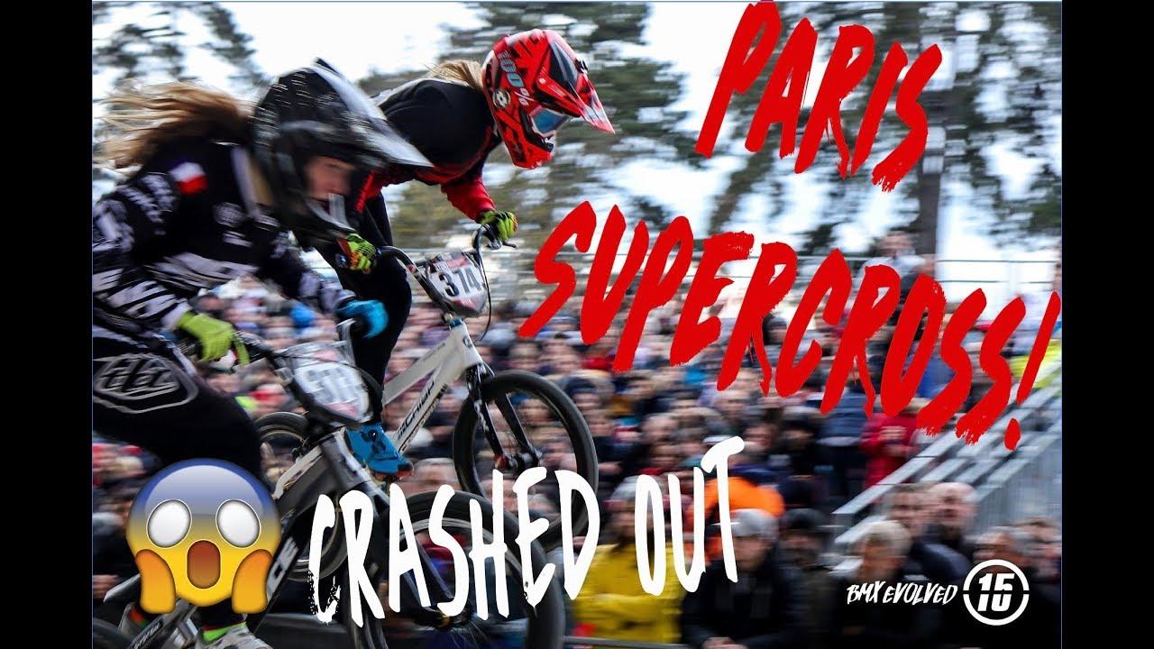 BMX WORLD CUP RACE DAYS (Part 2 Paris Supercross)