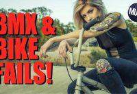 BMX & BIKE FAILS!
