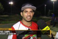 Barranqueños logran gran desempeño en competencias de BMX
