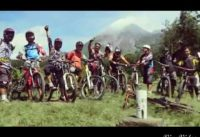 Best Track Enduro Mountain Bike ( 22 Km ) - Sapuangin Southeast Merapi Volcano Indonesia