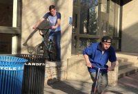 Bmx Scooter Video