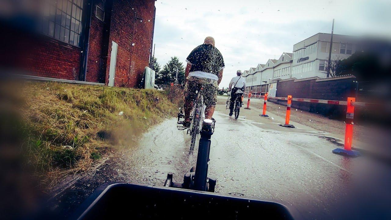 Cargo Bike Racing: Vintage Class Qualifier at Svajerløbet 2019