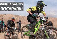 Competencia de Downhill en Antofagasta! Saltos de Mountain Bike y BMX!