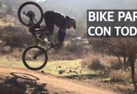 Despidiendo el Bike Park San Francisco de Mostazal con Todo! Tips de Técnica, Caídas y Drones!