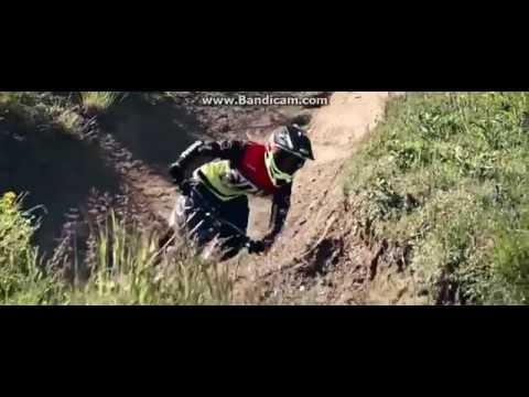 Downhill bike sexy girls