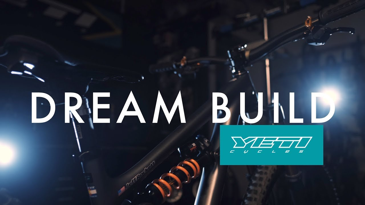 Dream Build MTB - 2020 Yeti SB150 (4K)