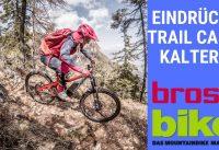 ERSTES E-MTB TRAILCAMP Kaltern am See - Impression Tag 1 & 2 mit Bike, Brose und Rotwild
