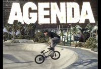 FROM AGENDA TO A BMX SESSION