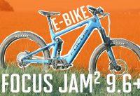 Feierabendrunde | Focus Jam2 9.6 + | MTB vs eMTB