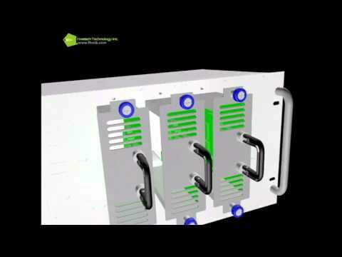 Fivetech Technology Inc._Blade Server Solution - Smart Folding Handle