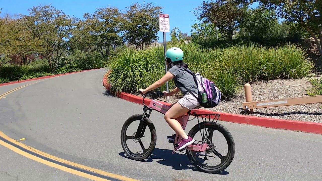 Folding electric bikes, street ebike. FREE TEST RIDE