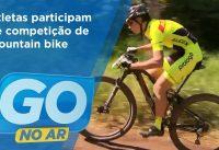 GA - Atletas participam de competição de mountain bike - 25-06-2018