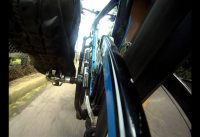 GoPro Mountain Bike Mounting Test: Rear stay