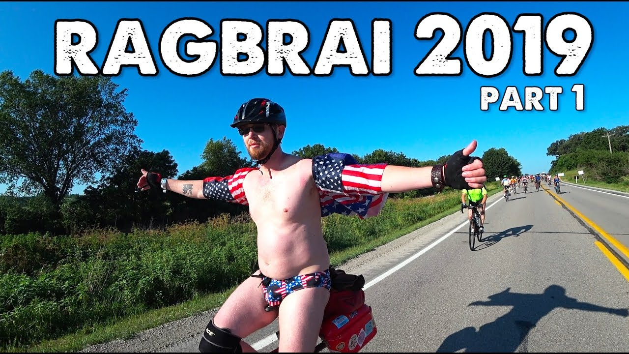 It's Time for Pie-RAGBRAI 2019-Part 1