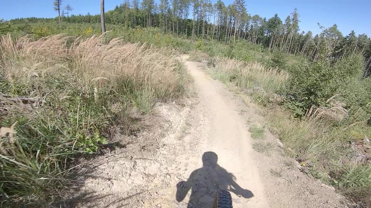 Jedovnice trails on my hardtail