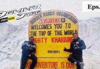 Leh Ladakh Bike Trip - Day 7 - Diskit to Khardung La Pass   RRD  