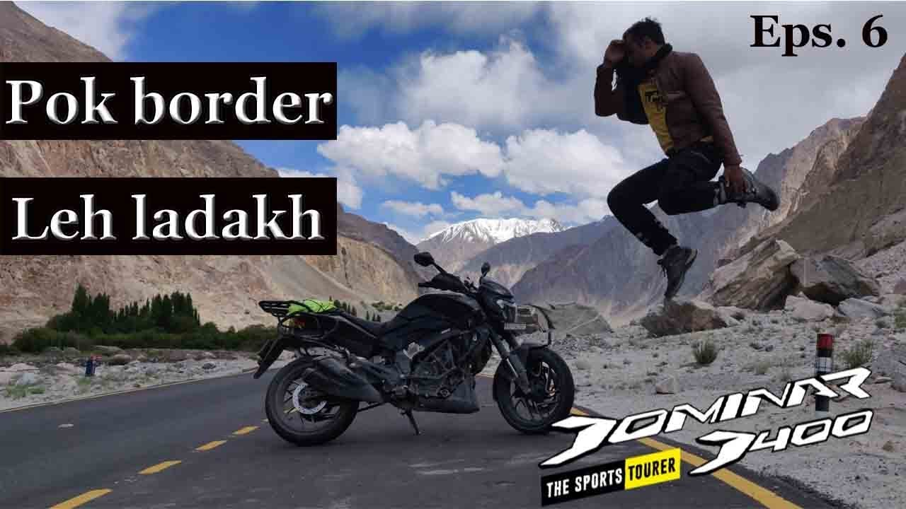 Leh Ladakh Bike Trip - Kashmir Line of Control - Day 6 IIRRDII