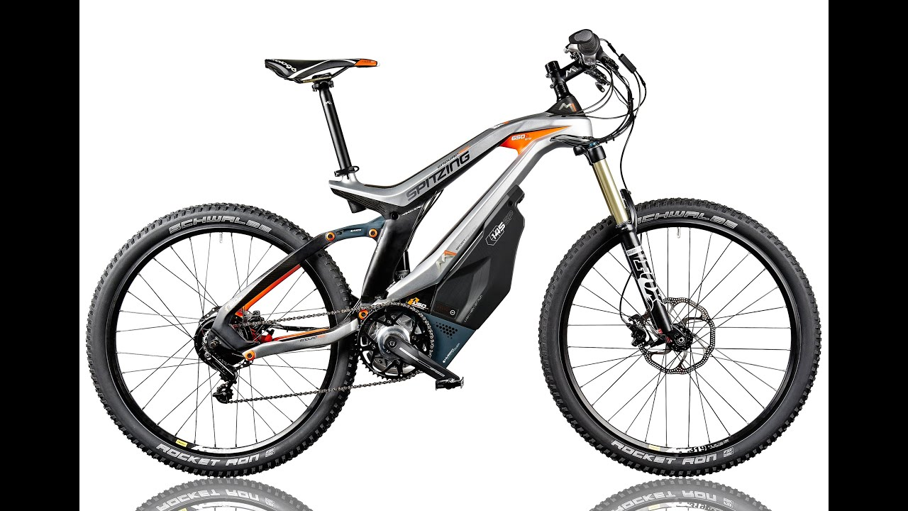 M1-SPITZING Strongest legal E-Bike and Pedelec Made in Germany