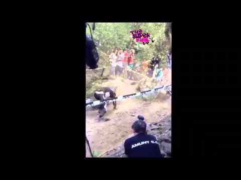 Mountain Bike Fail Stunt