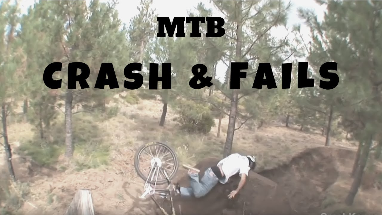 Mountain Bike Fails l Compilation by HobbyBiker (2019)