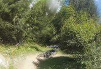 Mountain Bike;DH-Verbier(Team Royal Joke avec la GoPro)