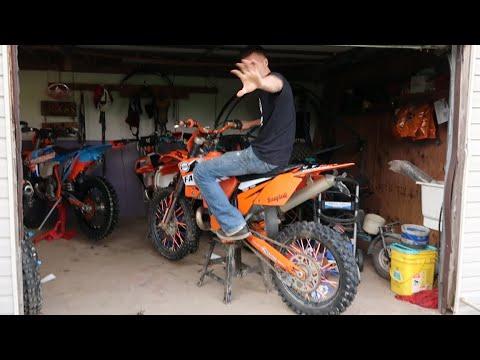 My Best Friend Sabatoged my KTM Dirt Bike