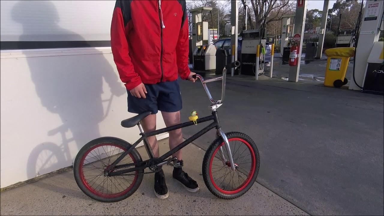 My Custom BMX Bike Check