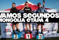 NOS PUSIMOS SEGUNDOS | ETAPA 4 MONGOLIA BIKE CHALLENGE | Valentí Sanjuan