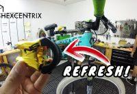 NUEVAS PARTES DE NS BIKES PARA MI MTB - La Mejor Bike Shop de Guadalajara 👊