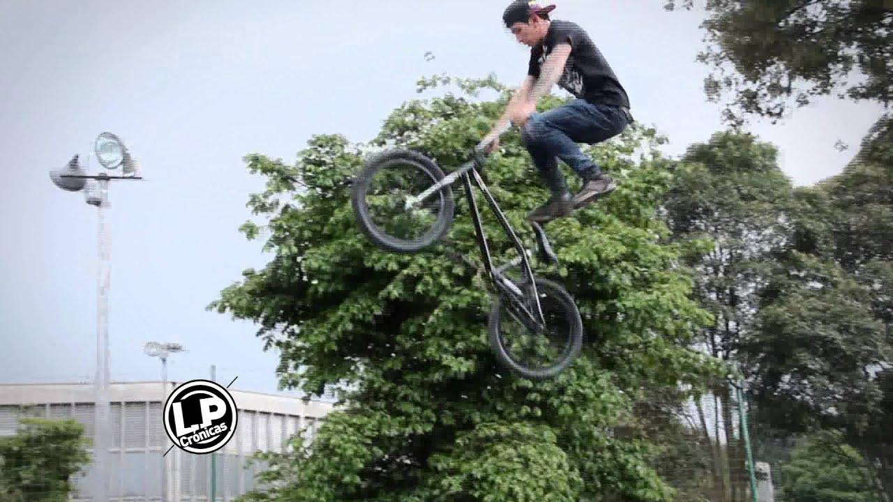 PERFIL BMX JACK GOMEZ (LP Crónicas)