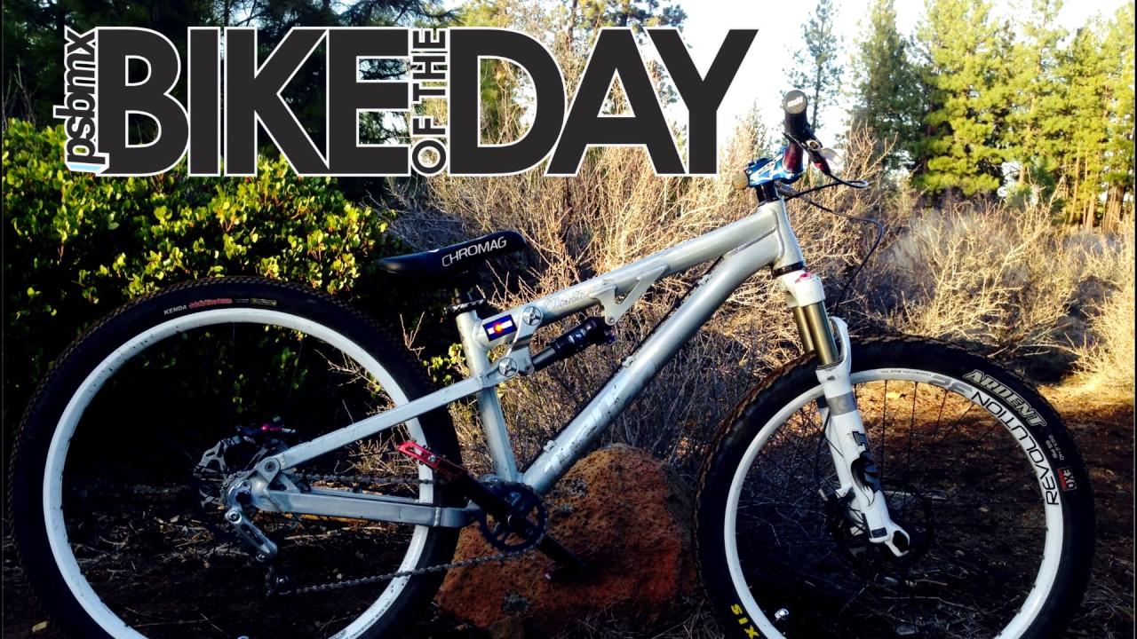 PSBMX Dirt Jumper MTB Bike of the Day MEGAmix 3