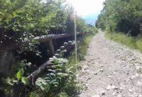 Ponale in mountain bike parte seconda (2/5)