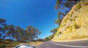Porreres - Lluchmajor (Mallorca) Bike Tour I Motorrad-/Fahrrad-Strecken