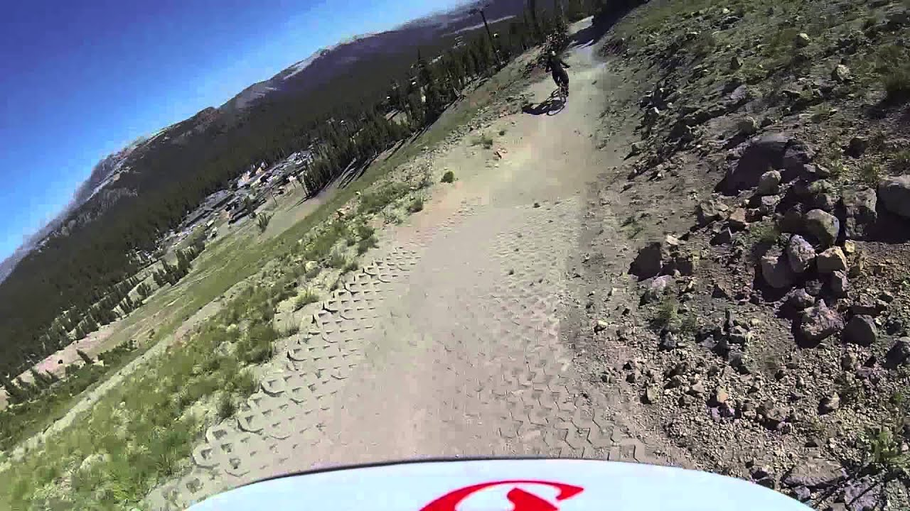 Recoil Twilight - Mammoth Mountain Bike Park 2014