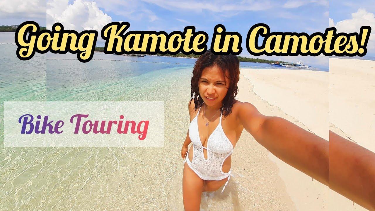 Santiago White Beach   Travel Guide   Bike Touring Camotes Island   Cebu Philippines