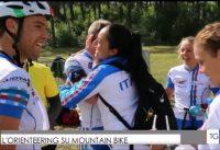 Servizio RAI Trentino a Luca Dallavalle, campione del mondo 2017 di mountain bike orientamento