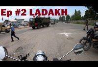 Srinagar to Kargil | Zojila Pass | Leh Ladakh Road Trip 2019 ~Ep.02