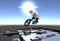 Une session en BMX de dingue