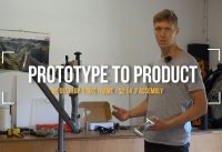 We Develop a Bike Frame / Prototype to Product // S2:E4 /// Assembly