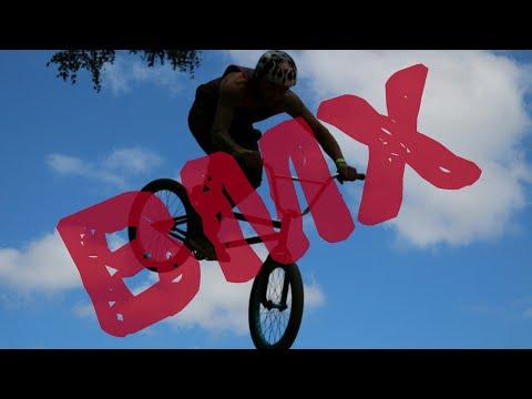 Web série de esportes radicais BMX