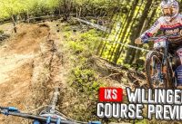 Willingen iXS Downhill Cup 2019 Course Preview| Tristan Botteram