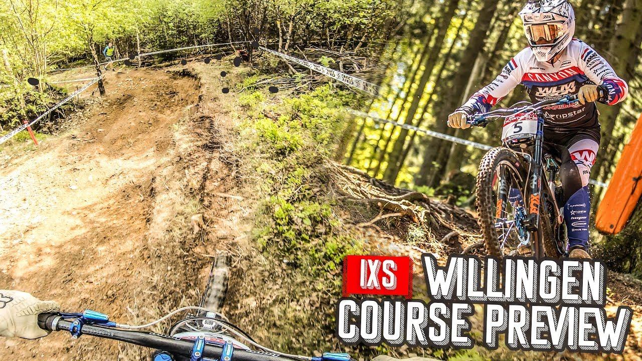 Willingen iXS Downhill Cup 2019 Course Preview| Tristan Botteram