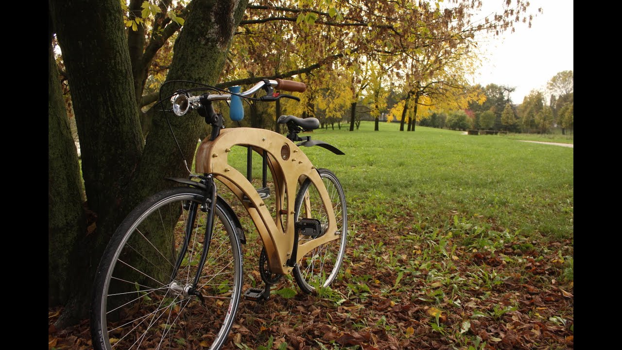 Woody - An Open Design Bike: How to build it